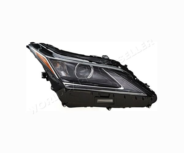 Headlight Right with bulbs with DRL LED For LEXUS RX350450H SAE USA TYPE 15-17