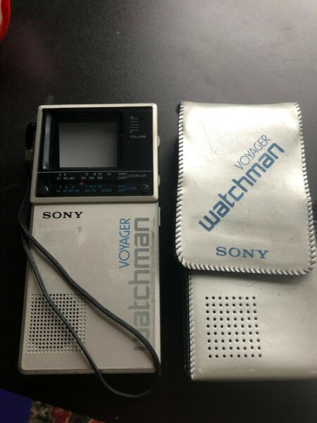 Sony Voyager Watchman Preowned