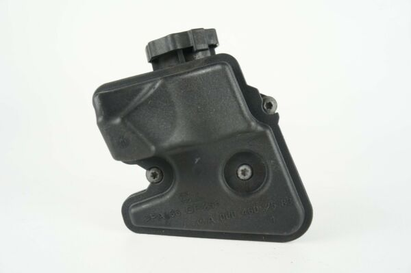 06-2012 mercedes r350 s550 ml350 e550 cls550 power steering fluid pump reservoir
