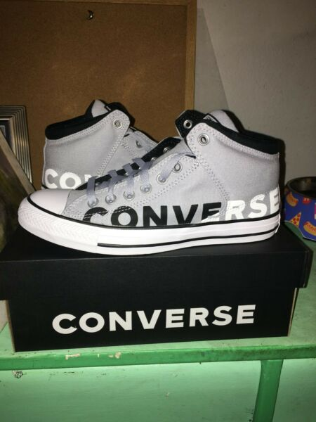 Converse Chuck Taylor All Star Street Canvas High Street