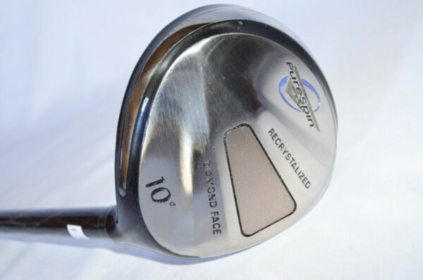 Purespin Recrystalized Diamond Face 10 Driver RH 45.5