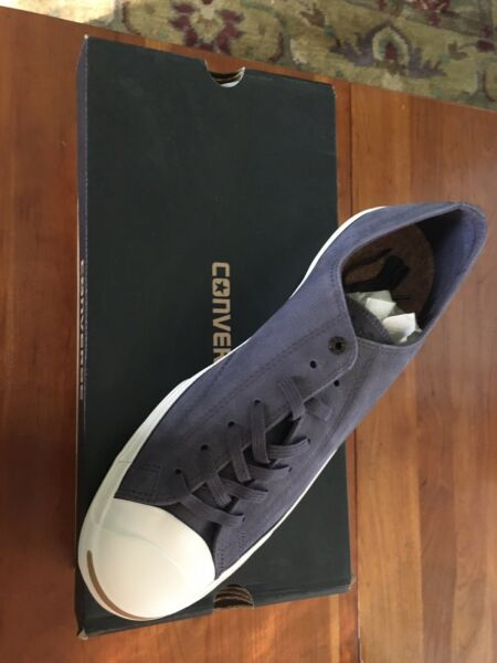 Converse Jack Purcell JP Jack Sneakers Size 13 Ox Granite New In Box