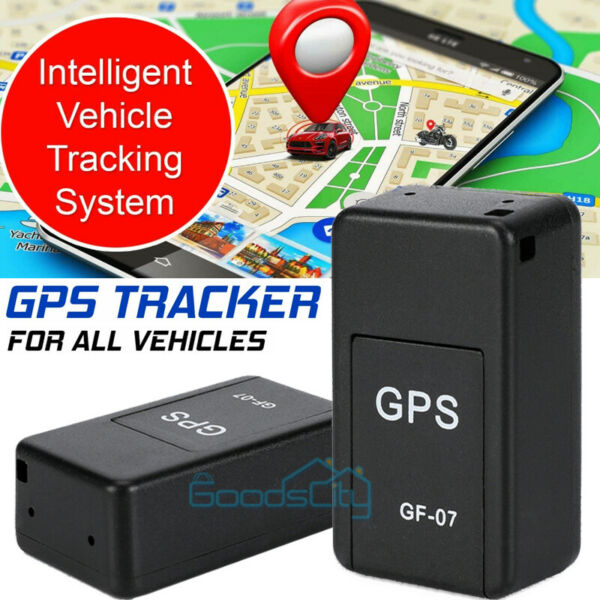 Car Vehicle Motorcycle GSM GPS Tracker Locator Global Real Time Tracking Device $11.69