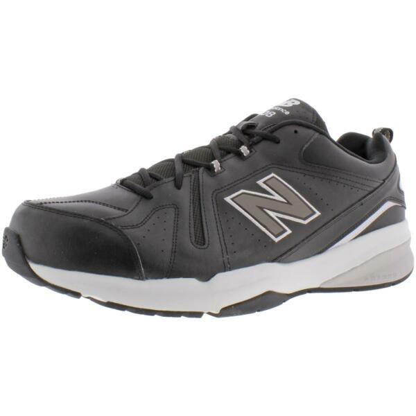 New Balance Mens 608 v5 Leather Running, Cross Training Shoes Sneakers BHFO 5216