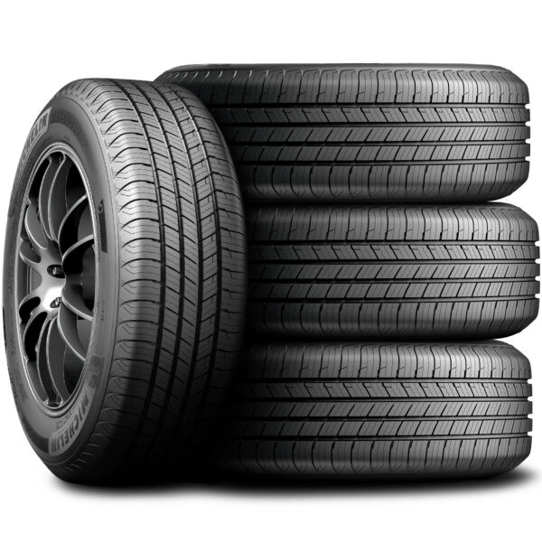 4 New Michelin Defender T+H 18565R15 88H AS All Season Tires