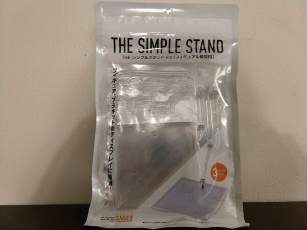 Good Smile Company THE Simple Stand for Figures amp; Scale Models $26.00