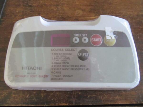 OEM HITACHI BREAD MAKER MACHINE HB-D102 CONTROLLER INTERFACE SCREEN NEW