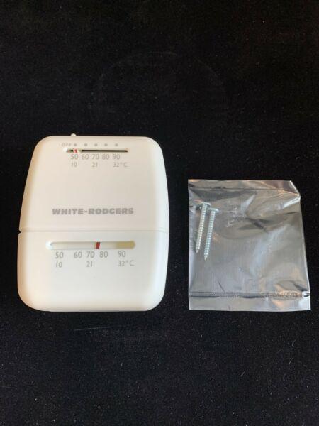 White Rodgers Heat Thermostat 1C20 101 $14.99