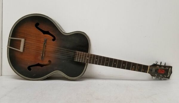 Harmony H1215 Archtone Vintage Acoustic Guitar