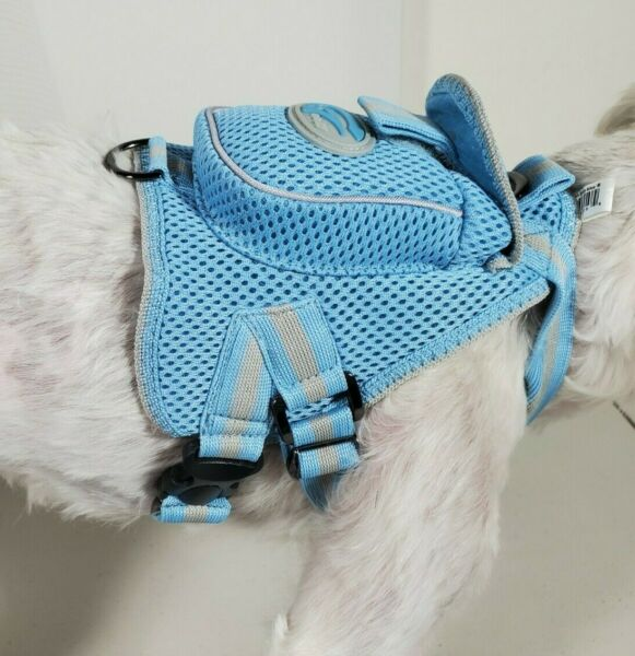Cute Pet Bag Carrier Dog Canvas Dourable Backpack School Bag Self Small Dog Bag $14.99