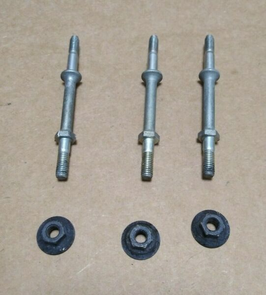 Honda Powered Engine Cover Gas Tank Post and Flange Nuts