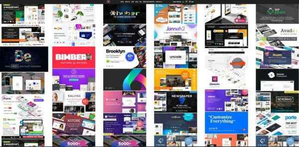 3000 WordPress premium Themes And Plugins Huge Collection $26000 value