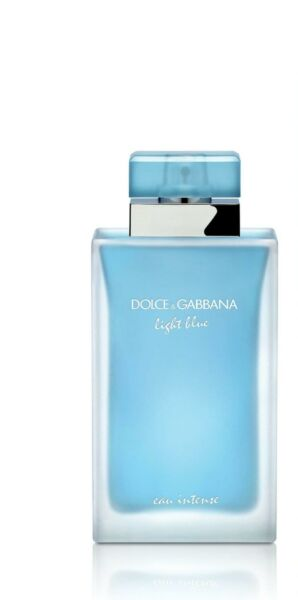 Dolce amp; Gabbana Light Blue Eau Intense Women EDP Spray 3.4 Oz 100 Ml