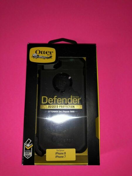 OtterBox DEFENDER Series Rugged Protection Case for iPhone 7 8 SE 2020 2ndGen