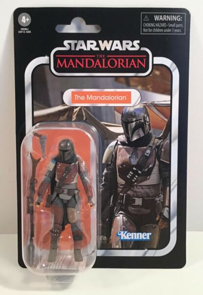 Star Wars Vintage Collection The Mandalorian VC166 Carded figure In Stock Now