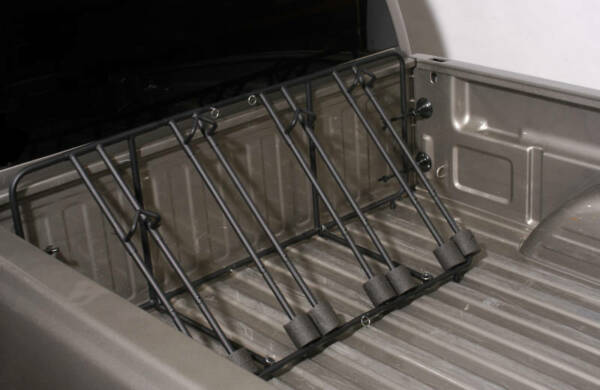 Pick Up Truck Bed Rack 4 Bikes Advantage Sports BedRack Bike Rack Carrier 2025 $169.99
