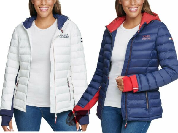 Tommy Hilfiger Ladies#x27; Packable Jacket $69.99