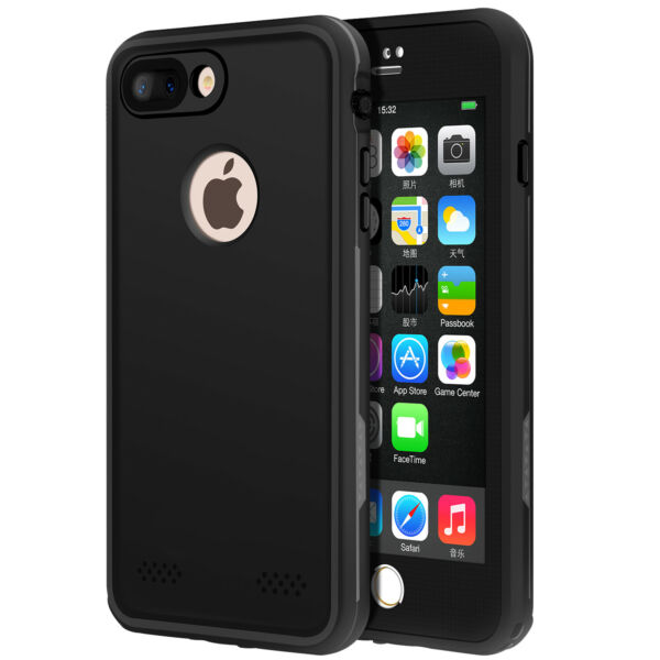 Heavy Cover For iPhone 8 Plus Waterproof Case iphone 7 Shock screen protector $14.39