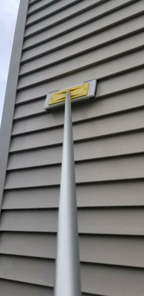 Siding Brush Brush for Cleaning Siding and Mold Removal Vinyl Siding Cleaner
