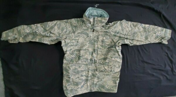 Air Force Parka All Purpose Environmental Camouflage Large Regular
