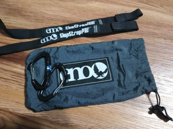 Eno Slap Strap Pro Hammock Suspension Setup $15.99