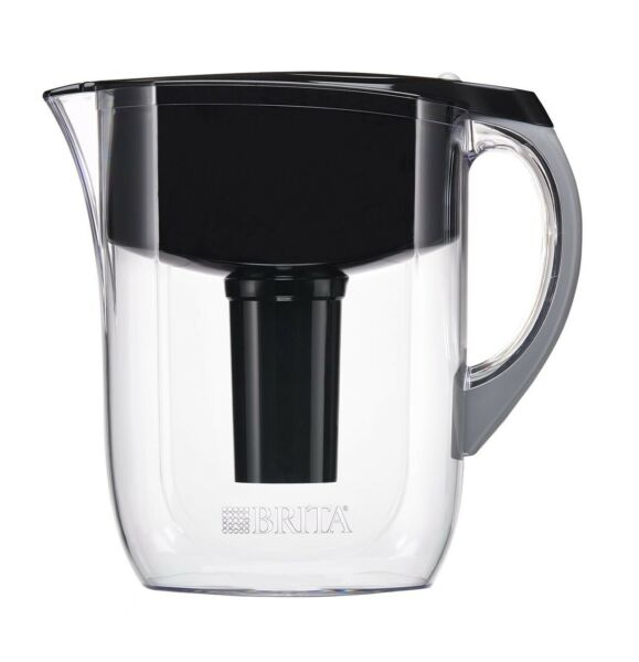 Brita Large 10 Cup Water Filter Pitcher with 1 Standard Filter BPA Free – USED
