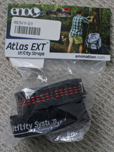 ENO Eagles Nest Outfitters Atlas EXT Utility Straps Hammock NEW $21.50