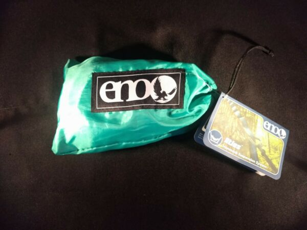 ENO Atlas Hammock Suspension System NWT $19.99