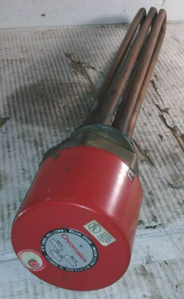 1 NEW CHROMALOX MT360A IMMERSION HEATER NNB ***MAKE OFFER*** $199.99
