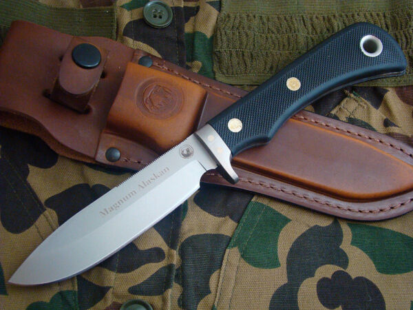 Knives of Alaska Knife Alaskan Magnum Hunter Hunting Sheath Deer Elk DEALER