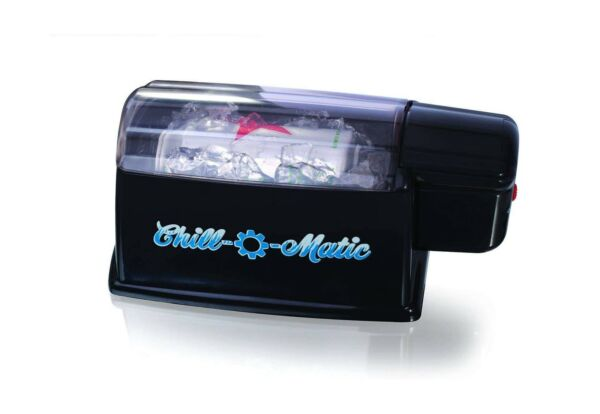 Chill O Matic Instant Beverage Cooler Black $45.10