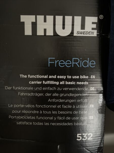 Thule Freeride Rooftop Bike Carrier Bike Rack $139.00