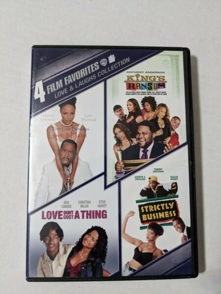 Strictly business kings ransom love don#x27;t cost a thing love amp; hate dvd $8.99
