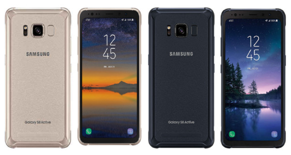 *NEW SEALED* Samsung S8 ACTIVE 64GB G892 ATamp;T 4G LTE UNLOCKED Smartphone $247.99