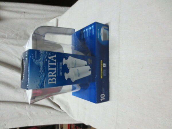brita filter pitcher #9993333 10 cup capacity