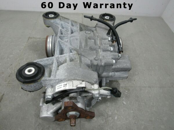 15 19 Audi A3 S3 Q3 Golf R Rear Haldex Differential Carrier Assembly Axle AWD 90
