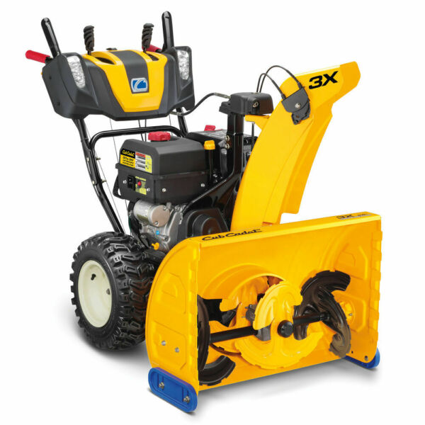 3X28 CUB CADET SNOW THROWER 28quot; 3 STAGE