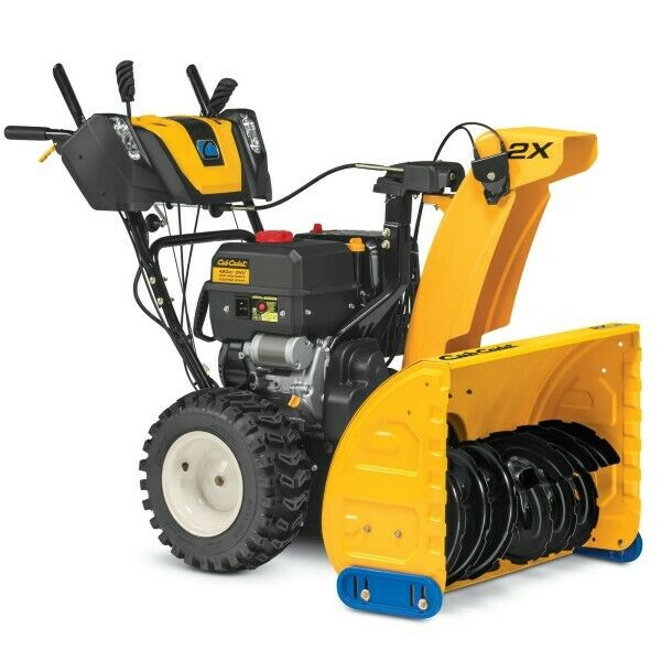 2X30 HP CUB CADET SNOW THROWER 30quot; 2 STAGE