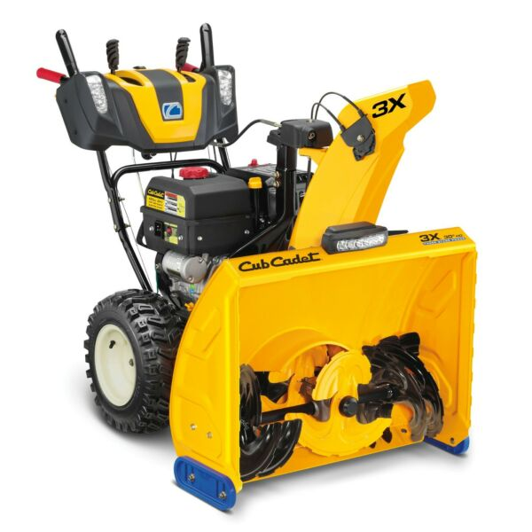 3X30HD CUB CADET SNOW THROWER 30quot; 3 STAGE