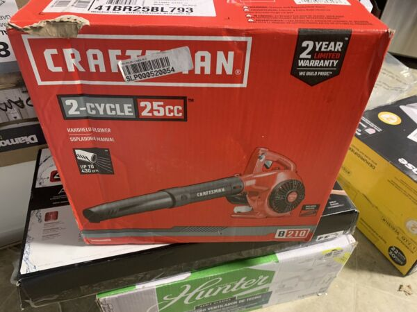 craftsman 25cc gas blower