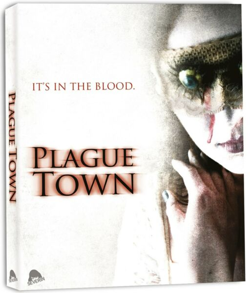 NEW Plague Town Blu ray CD Soundtrack Slipcover 2 Disc Limited Edition Horror $32.95