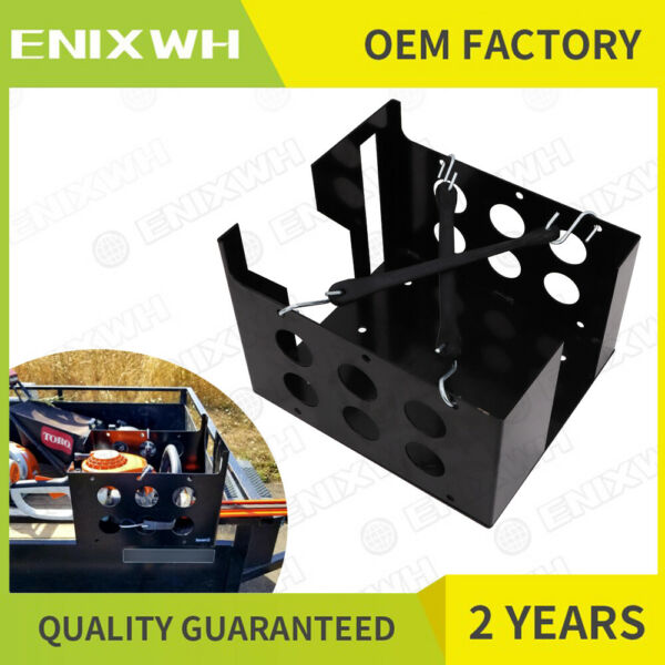 Multi Rack Landscape Truck amp; Trailer Rack For Chain Saws Hedge Trimmers New $91.99