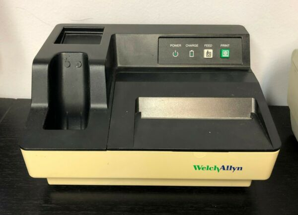 Welch Allyn Tympanometer MicroTymp 2 and 3 Charging Cradle Charger
