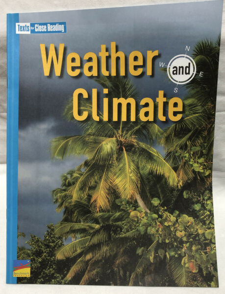 Texts For Close Reading Weather Climate Grade 3 Unit 8 $6.79