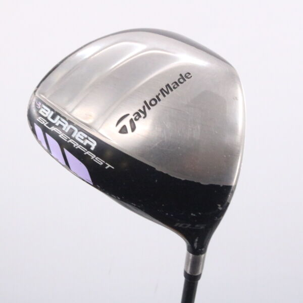TaylorMade Burner Superfast Driver 10.5 Degrees Matrix Ozik Ladies Flex 75272W