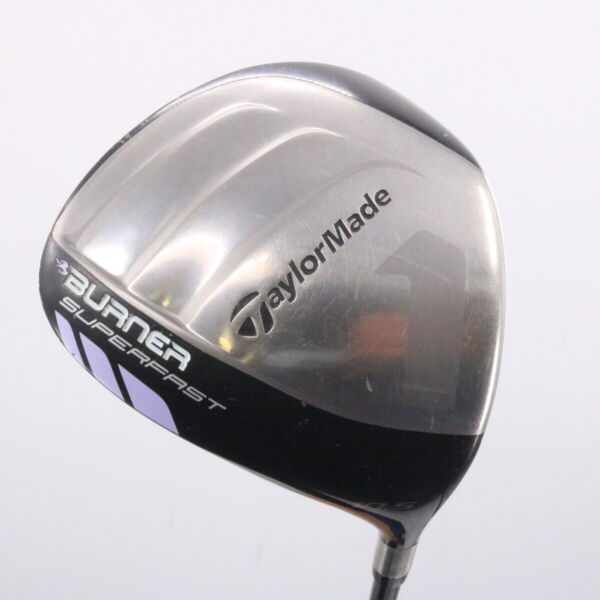 TaylorMade Burner Superfast Driver 10.5 Degrees Matrix Ozik Ladies Flex 75503W