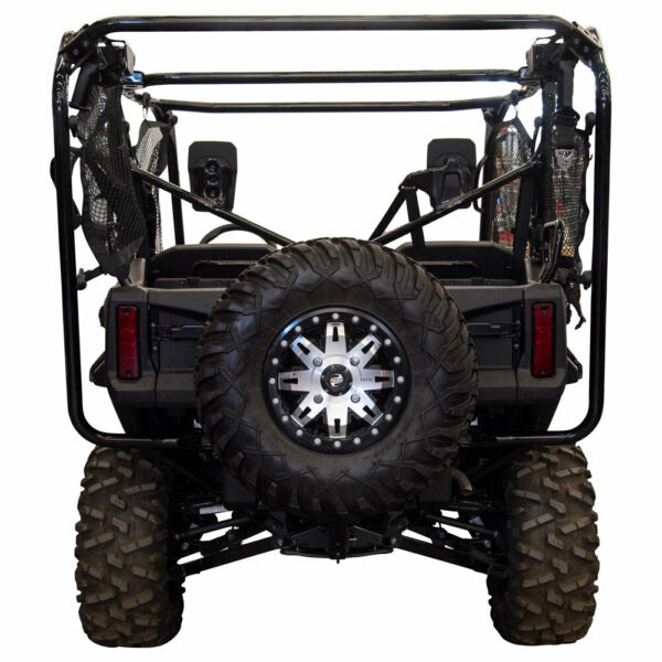 Tusk Hitch Mounted Spare Tire Carrier Fits: HONDA Pioneer 1000 5 2016 2021 $153.70