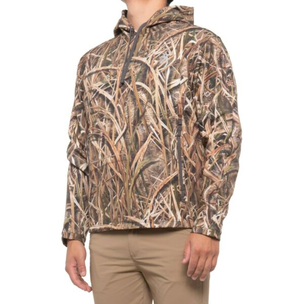 NEW Men#x27;s Browning Wicked Wing Smoothbore Hoodie Jacket Size XL Camo Hunting