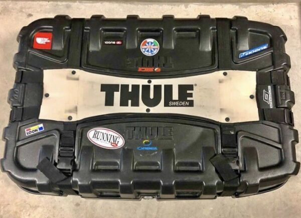 THULE RoundTrip Sports Travel Case Rollers and Handle for Road and Mountain Bike $374.99