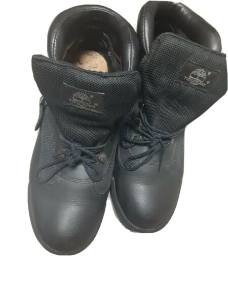 Timberland boots men size 12 $80.00